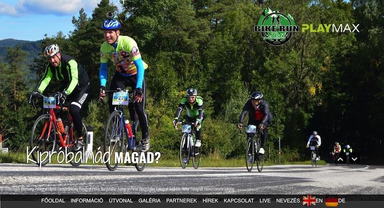 bikerunfest-e Weboldal készítés világszínvonalon