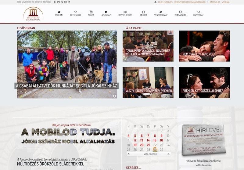 jokai2-1 Weboldal készítés világszínvonalon