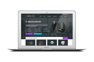 premium weboldal