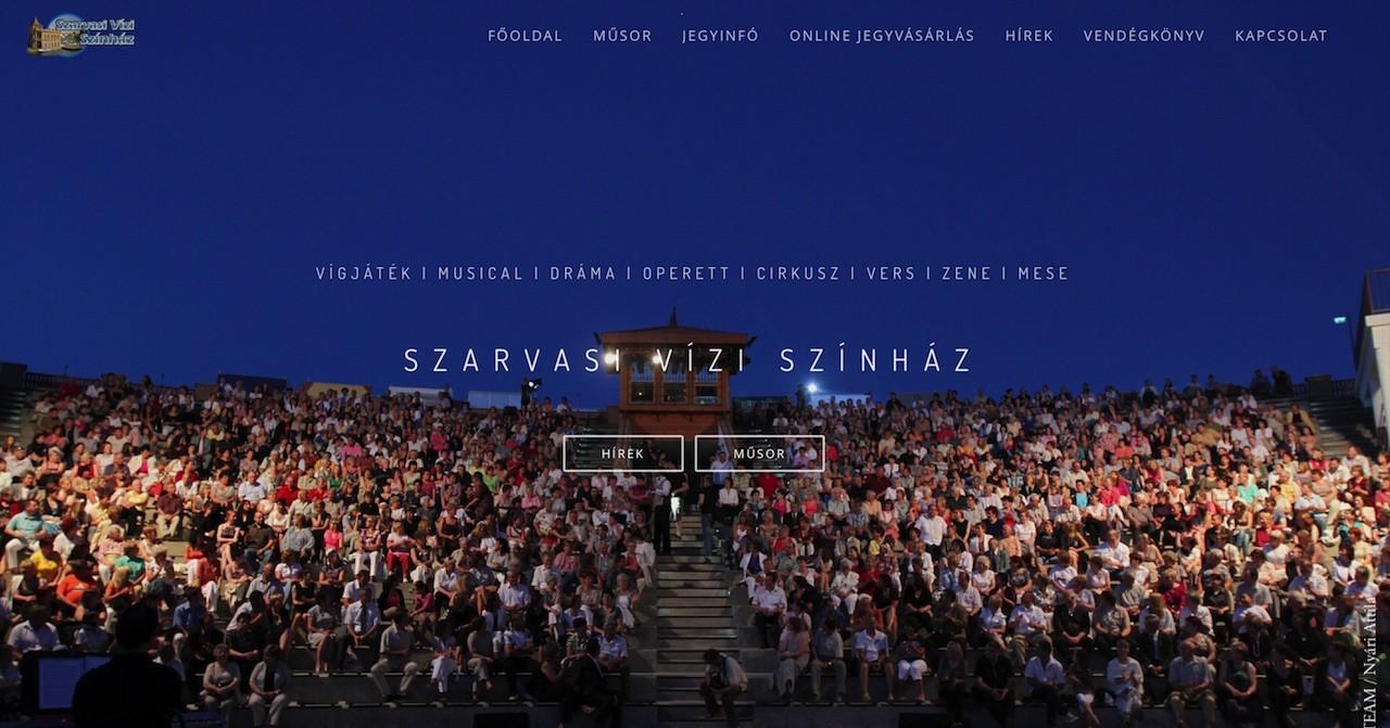 szarvasi-vizi-szinhaz Szarvasi Vízi Színház